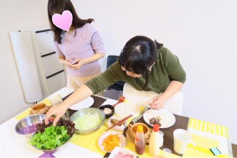西未来,料理教室
