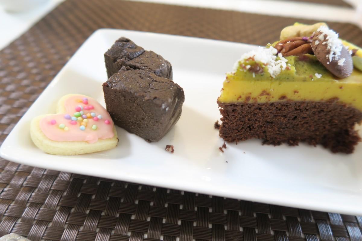 ネオベジ ケーキ