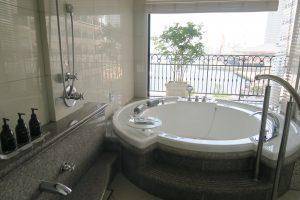 ラ・スイート神戸 お風呂