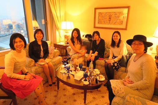 青山雅子 グループセッション